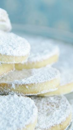 """Lemon Shortbread Cookies--inspires our """"Text Me"""" scent: http://www.perfumies.com/collections/yummy-delicious-fragrances-by-perfumies-solid-pocket-perfume-sticks"""