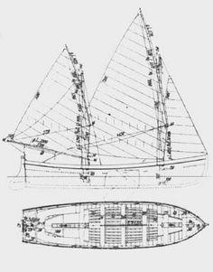 Kaiserliche Marine - Ruderutter K2K