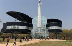 Piano Violin House, Huainan, China