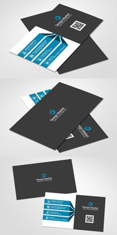 Stylish Business Card Template. Medical Infographic. $6.00
