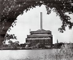 Belle Isle Power Plant