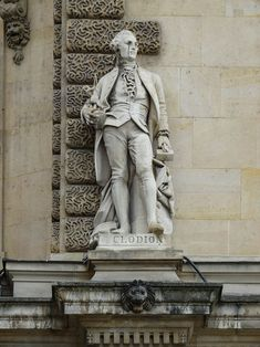 Clodion statue - Category:Rotonde d'Apollon (Louvre pavilion) - Wikimedia Commons Statues, Louvre, Paris, Wikimedia Commons, Lorraine, Pavilion, Gabriel, December, Glamour