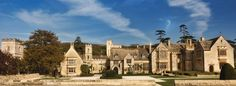 Ellenborough Park, stunning Country House Hotel and spa just outside Cheltenham.