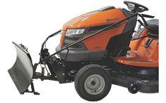 Dozer Blade for Husqvarna lawn tractors