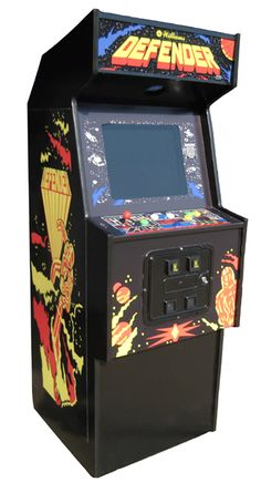 My game room will have many arcade games in it like Pac Man, Defender, Centipede, Galaga, Space Invaders, etc.