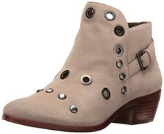 Sam Edelman Women's Pedra Ankle Bootie, Putty Suede, 10.5... https://www.amazon.com/dp/B01J5O9GRE/ref=cm_sw_r_pi_dp_x_-JN5ybTFB8MSV
