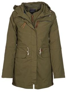 BIEL 3-IN-1 - Parka - dark olive