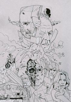 Drama/Thriller | Moviepilot: New Stories for Upcoming Movies  Nice. I like his choice of medium.