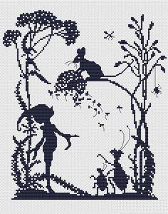 Cross Stitch Fairy, Fantasy Cross Stitch, Cross Stitch Angels, Beaded Cross Stitch, Cross Stitch Charts, Cross Stitch Designs, Cross Stitch Embroidery, Embroidery Patterns, Cross Stitch Patterns