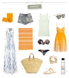 GP01: What to pack for Hawaii // Jacquelyn of Lark