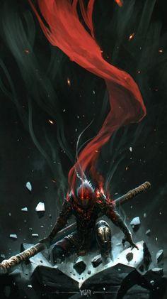 Artstation Templar Assassin Ignatius Tan Defense Of The