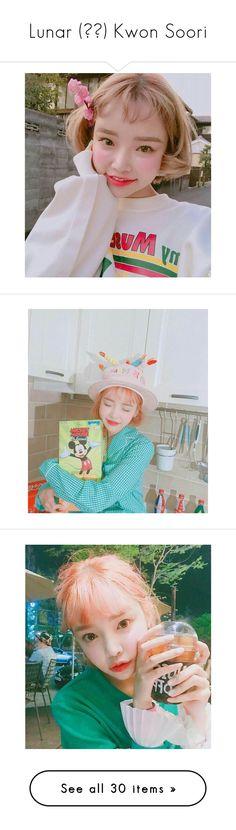 """Lunar (루나) Kwon Soori"" by lunar-official ❤ liked on Polyvore Gyaru Fashion, Cinderella, Disney Characters, Fictional Characters, Kawaii, Disney Princess, Polyvore, Art, Art Background"