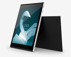 Be a part of making the world's first truly crowdsourced tablet, powered by Sailfish OS 2.0.