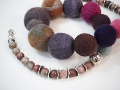 Brown jewelry, 20. May 2016. 12,55 by Millie Ol on Etsy