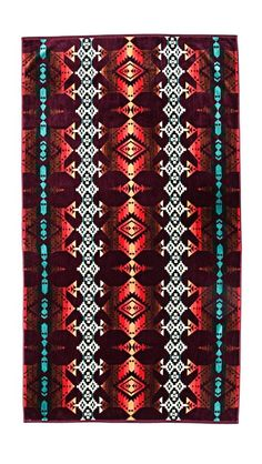 Pendleton, The Portland Collection Jerome Towel