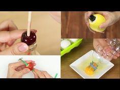 10 incredibili trucchi da usare in cucina - YouTube
