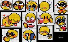 Cross Stitch Bookmarks, Cross Stitch Art, Cross Stitching, Cross Stitch Embroidery, Cross Stitch Patterns, Minecraft Mini Figures, Minecraft Pixel Art, Pokemon Perler Beads, 3d Perler Bead