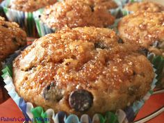 Padma's Cooking Delights:- Banana Chocolate-Coffee Muffins with Whole Wheat