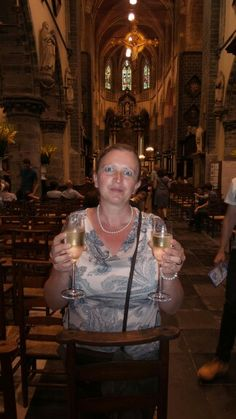 Take me to church with bubbles!