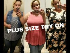91a777dfe13 Plus Size Try On  Charlotte Russe