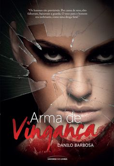 Arma de Vingança - Danilo Barbosa - #Resenha   OBLOGDAMARI.COM