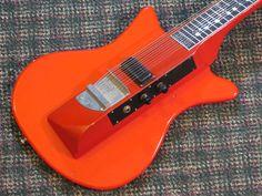 Vintage 1960s Smith USA Mel O Bar Lap Steel Guitar RARE Melobar | eBay