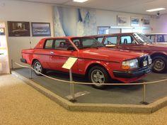 Bertone 262 Volvo museum