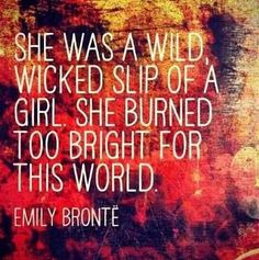 Stay wild and never let them tame you or domesticate you.  #staywild #burnbright