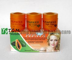 Find More Day Creams & Moisturizers Information about FEIQUE Papaya whitening cream for face anti freckle day cream+night cream+pearl cream,High Quality cream whitening,China cream for acne rosacea Suppliers, Cheap cream for black spots from Ying Ying TCM Health Care on Aliexpress.com
