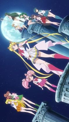 Sailor moon season 3