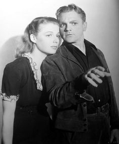 Ann Sheridan, James Cagney – City for Conquest. Also a young Anthony Quinn was in the movie...woww!