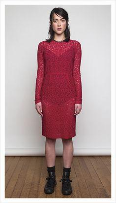 ruby wu dress | winter 2014 collection | juliette hogan