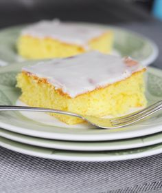 The Lemon Cake Recipe that won the hearts of many during my college years!