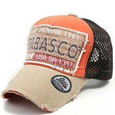 ililily Tabasco Distressed Vintage Mesh Baseball Cap Snapback Trucker Hut (ballcap-435-3) ililily http://www.amazon.de/dp/B0081P0S1M/ref=cm_sw_r_pi_dp_knzQtb17ZDXSAPMV