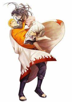 Naruto e Hinata (NaruHina) Hinata Hyuga, Naruhina, Anime Naruto, Naruto Shippuden, Naruto Und Hinata, Naruto Y Boruto, Naruto Art, Manga Anime, Naruto Gaiden