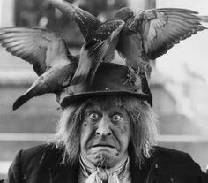 Oh Worzil Gummidge how I was in love and frightened of you all at the same time.