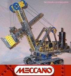 Meccano.  Real toys for kids that aren't stupid.  Or at least it used to be.
