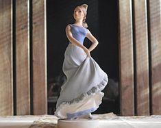 Antique & Vintage by AnnaKhazal Spanish Dancer, Antique Shops, One Shoulder Wedding Dress, Anna, Porcelain, Etsy Shop, Antiques, Trending Outfits, Wedding Dresses