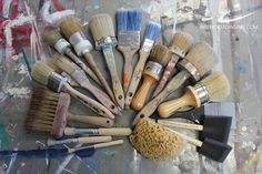 How to select a brush for your Chalk Paint™ by Annie Sloan Project