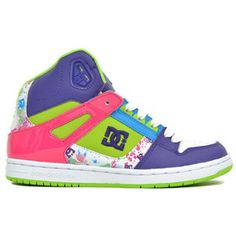 dc high top shoes - Google Search