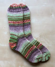 Opal yarn simple sock