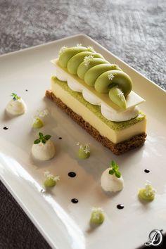 Hojaldre con crema de café, chocolate y toffee | Cocinar en casa es facilisimo.com