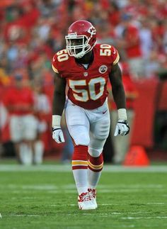 Justin Donovan Houston(born January 21, 1989) is an American football outside linebacker for the Kansas City Chiefs.