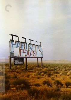 Paris, Texas - The Criterion Collection