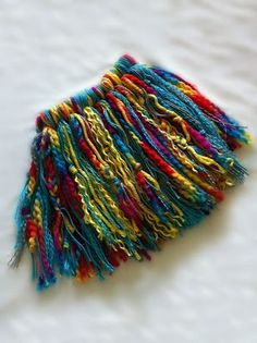 Tutu made from yarn crafty-goodness
