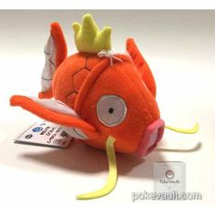 Pokemon 2016 Banpresto UFO Game Catcher Prize Magikarp Plush Toy