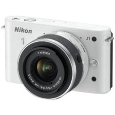 Nikon 1 J1 Compact System Camera with 10-30mm Lens Kit: Amazon.co.uk: Camera & Photo