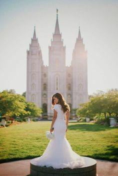 40 Fotos Para Tirar no Templo | A Noiva SUD