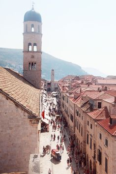 Dubrovnik, Croatia - Explore the World with Travel Nerd Nici, one Country at a Time. http://TravelNerdNici.com