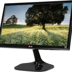 "Б/У Monitor 22"" LG 22MP55HQ IPS 1920x1080 VGA , HDMI в Коробке"